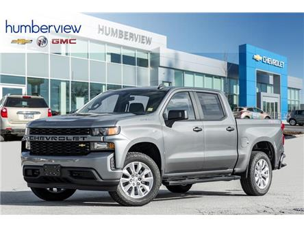 2021 Chevrolet Silverado 1500 Custom (Stk: 21SL039) in Toronto - Image 1 of 20