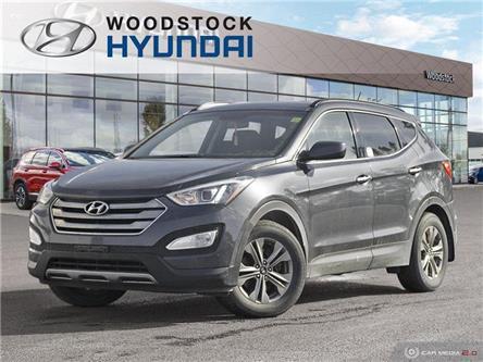 2016 Hyundai Santa Fe Sport 2.4 Premium (Stk: SE20050A) in Woodstock - Image 1 of 22
