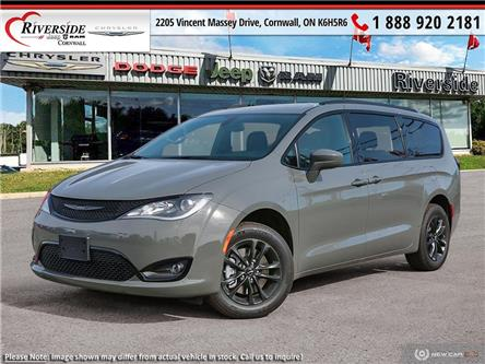 2020 Chrysler Pacifica Launch Edition (Stk: ) in Cornwall - Image 1 of 22