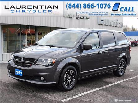 2019 Dodge Grand Caravan GT (Stk: BC0095) in Sudbury - Image 1 of 28