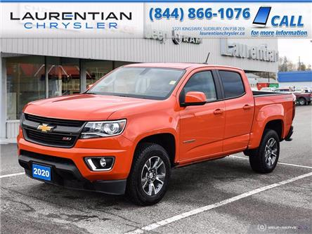 2020 Chevrolet Colorado Z71 (Stk: BC0097) in Sudbury - Image 1 of 27
