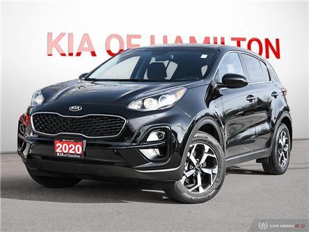 2020 Kia Sportage LX (Stk: P10672) in Hamilton - Image 1 of 24
