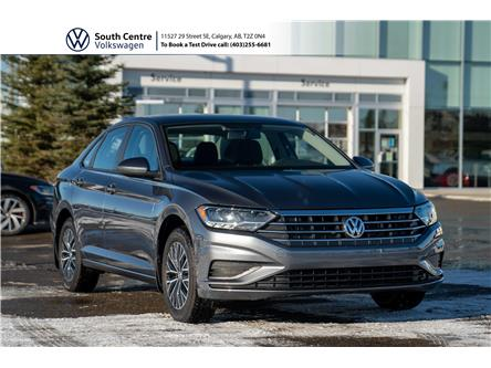 2020 Volkswagen Jetta Comfortline (Stk: 00246) in Calgary - Image 1 of 36