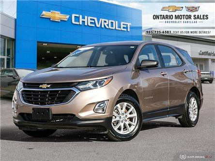 2018 Chevrolet Equinox LS (Stk: 201074A) in Oshawa - Image 1 of 36