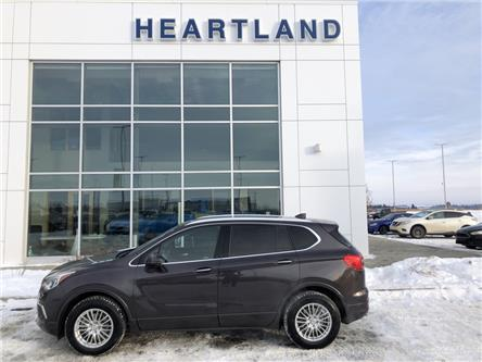 2017 Buick Envision Premium II (Stk: LSC069A) in Fort Saskatchewan - Image 1 of 28