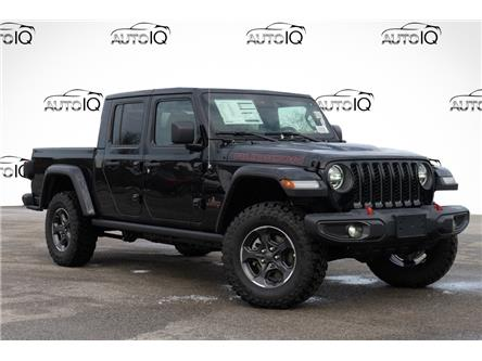 2021 Jeep Gladiator Rubicon (Stk: 34608D) in Barrie - Image 1 of 26