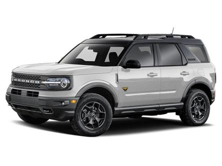 2021 Ford Bronco Sport Badlands (Stk: O20348) in Port Alberni - Image 1 of 2