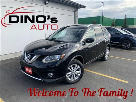 2015 Nissan Rogue  (Stk: 890833) in Orleans - Image 1 of 30
