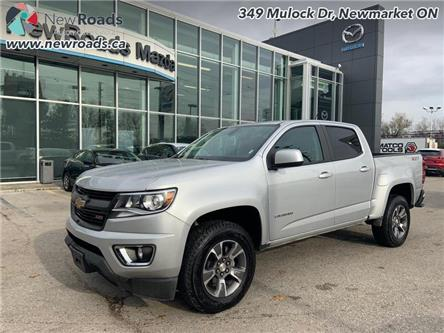 2020 Chevrolet Colorado 4WD Z71 (Stk: 14590) in Newmarket - Image 1 of 30