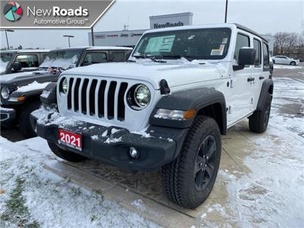 2021 Jeep Wrangler Unlimited Sport (Stk: W20286) in Newmarket - Image 1 of 22