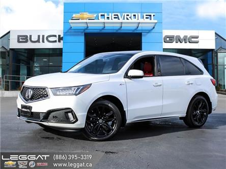 2020 Acura MDX  (Stk: 6190A) in Burlington - Image 1 of 28