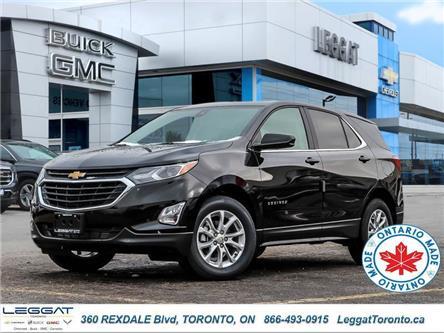 2021 Chevrolet Equinox LT (Stk: 122514) in Etobicoke - Image 1 of 25