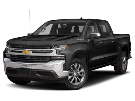 2021 Chevrolet Silverado 1500 Silverado Custom Trail Boss (Stk: 210144) in Midland - Image 1 of 9