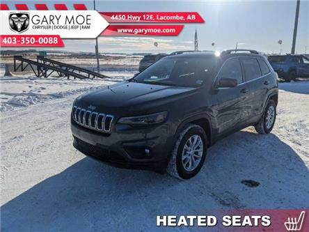 2019 Jeep Cherokee North (Stk: F92047) in Lacombe - Image 1 of 15