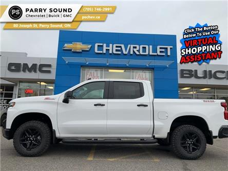 2021 Chevrolet Silverado 1500 LT Trail Boss (Stk: 21-046) in Parry Sound - Image 1 of 20