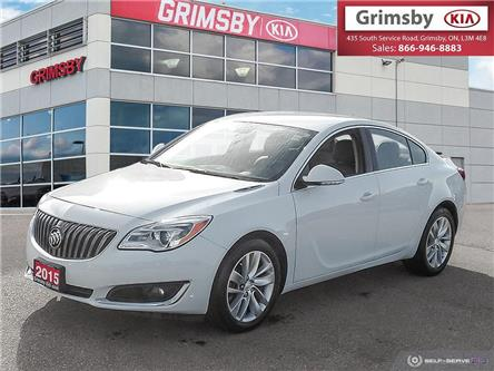 2015 Buick Regal Base (Stk: d4112a) in Grimsby - Image 1 of 25