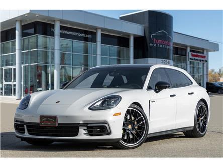 2019 Porsche Panamera E-Hybrid Sport Turismo 4 (Stk: 20HMS1274) in Mississauga - Image 1 of 30