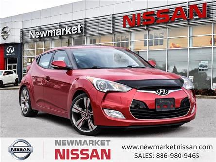 2014 Hyundai Veloster Tech (Stk: 20Q081A) in Newmarket - Image 1 of 20