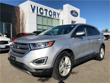 2016 Ford Edge SEL (Stk: V2661LB) in Chatham - Image 1 of 20