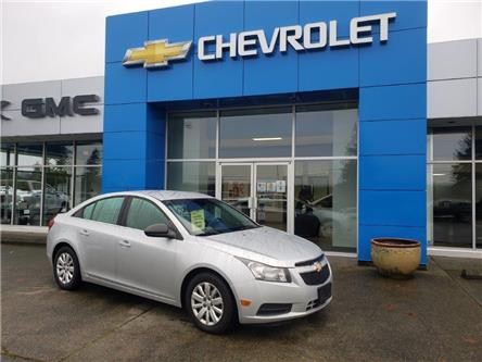 2011 Chevrolet Cruze LS (Stk: 19T171A) in Port Alberni - Image 1 of 20