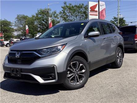 2021 Honda CR-V EX-L 4WD CR-V EX-L 4WD (Stk: 21069) in Barrie - Image 1 of 28