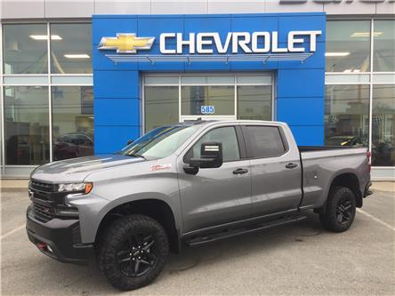 2021 Chevrolet Silverado 1500 LT Trail Boss (Stk: 21080) in Ste-Marie - Image 1 of 8