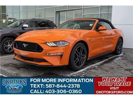 2020 Ford Mustang GT Premium (Stk: LK-166) in Okotoks - Image 1 of 5