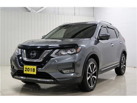 2018 Nissan Rogue SL w/ProPILOT Assist (Stk: V21044A) in Sault Ste. Marie - Image 1 of 16