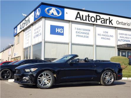 2016 Ford Mustang EcoBoost Premium (Stk: 16-09775) in Brampton - Image 1 of 22