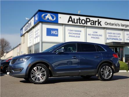 2018 Lincoln MKX Reserve (Stk: 18-18206) in Brampton - Image 1 of 25