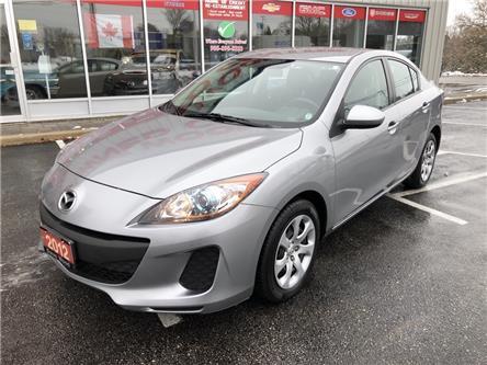 2012 Mazda Mazda3 GS-SKY (Stk: -) in Newmarket - Image 1 of 18