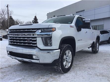 2020 Chevrolet Silverado 3500HD LTZ (Stk: 221258) in Brooks - Image 1 of 17