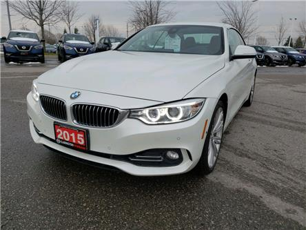 2015 BMW 435i xDrive (Stk: CLC755890A) in Bowmanville - Image 1 of 31