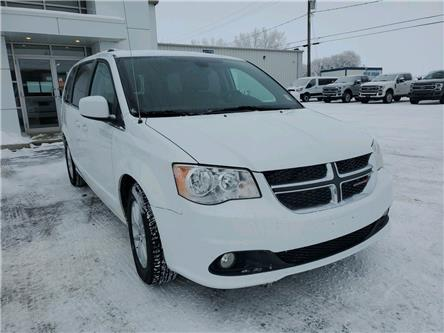 2019 Dodge Grand Caravan CVP/SXT (Stk: 20U145) in Wilkie - Image 1 of 22