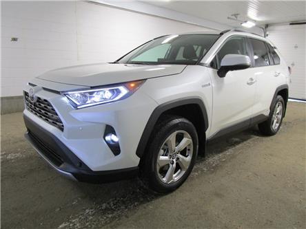 2021 Toyota RAV4 Hybrid Limited (Stk: 213126) in Regina - Image 1 of 25