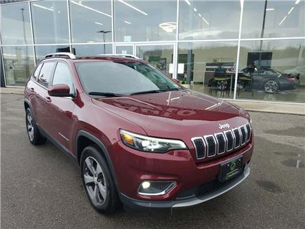 2019 Jeep Cherokee Limited (Stk: 5834 Ingersoll) in Ingersoll - Image 1 of 30