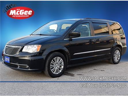 2016 Chrysler Town & Country Touring-L (Stk: 89210A) in Peterborough - Image 1 of 20