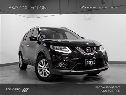 2015 Nissan Rogue S (Stk: 809076T) in Brampton - Image 1 of 21