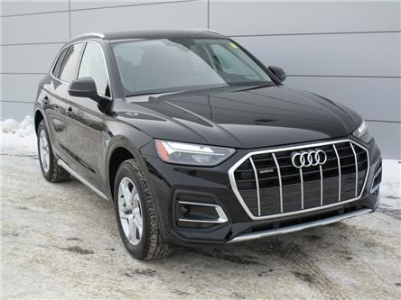 2021 Audi Q5 45 Komfort (Stk: 210033) in Regina - Image 1 of 21