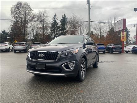 2017 Kia Sorento 3.3L EX+ (Stk: K15-2692B) in Chilliwack - Image 1 of 5