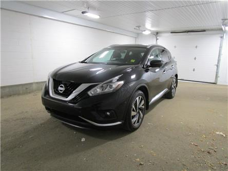 2017 Nissan Murano Platinum (Stk: 2091691) in Regina - Image 1 of 34
