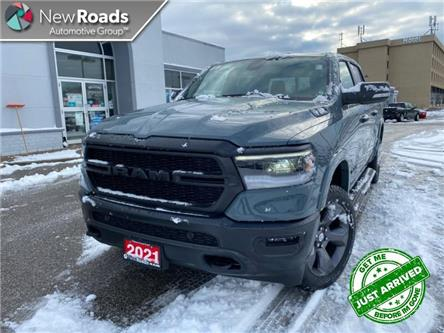 2021 RAM 1500 Big Horn (Stk: T20336) in Newmarket - Image 1 of 24