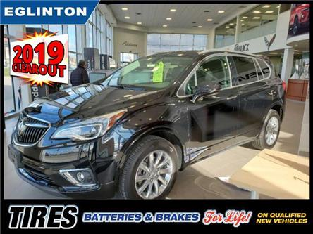 2019 Buick Envision Essence (Stk: KD013091) in Mississauga - Image 1 of 20