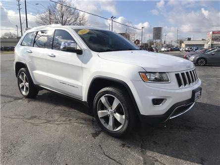 2015 Jeep Grand Cherokee Limited (Stk: 21098A) in Windsor - Image 1 of 13