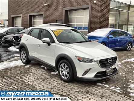 2019 Mazda CX-3 GX (Stk: 30322A) in East York - Image 1 of 28