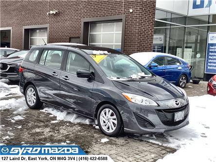 2017 Mazda Mazda5 GS (Stk: 30128A) in East York - Image 1 of 28