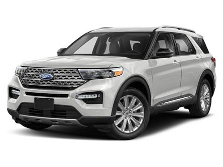 2021 Ford Explorer XLT (Stk: MGA34138) in Wallaceburg - Image 1 of 9