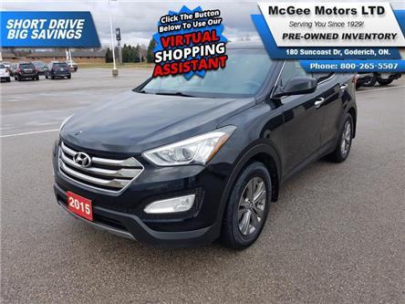 2015 Hyundai Santa Fe Sport  (Stk: 255291) in Goderich - Image 1 of 26