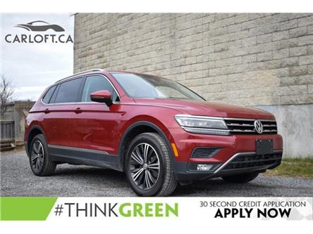 2018 Volkswagen Tiguan Highline (Stk: B6592) in Kingston - Image 1 of 25