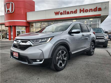 2017 Honda CR-V Touring (Stk: U6870) in Welland - Image 1 of 23